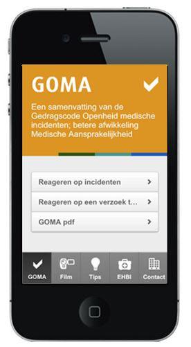 Goma App